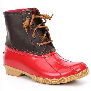 Top-Sider Saltwater Waterproof Duck Boots